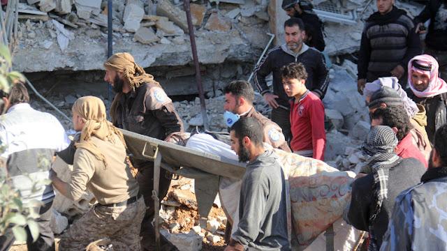 Rumah Sakit Yang Didukung Msf Di Suriah Hancur Dalam Serangkaian Serangan Udara, 13 Orang Gugur