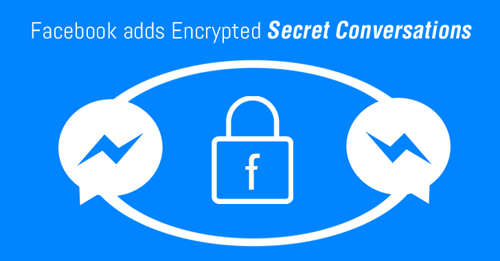 Facebook Messenger adds End-to-End Encryption (Optional) for Secret Conversations