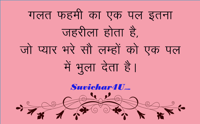 Suvichar For You: Hindi Suvichar | Hindi Suvichar on life