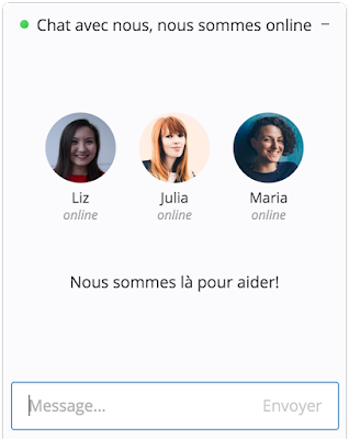 sistema chat para templates amp blogger como instalar