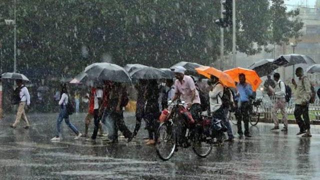 दिल्ली, हरियाणा, यूपी और राजस्थान समेत देश के इन हिस्सों में आज होगी जमकर बारिश, IMD ने जारी किया अलर्ट