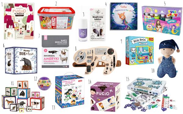 Pomysły na prezenty z okazji Dnia Dziecka - edycja 2021