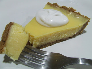 gluten and dairy free key lime pie