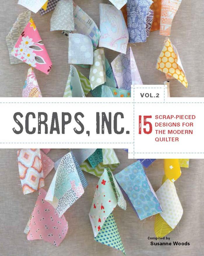 Quilt Dad: SCRAPS INC 2 | Meet my Origami Garden quilt : quilt dad book - Adamdwight.com