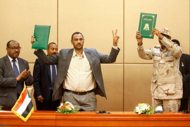 Le Soudan panse ses blessures