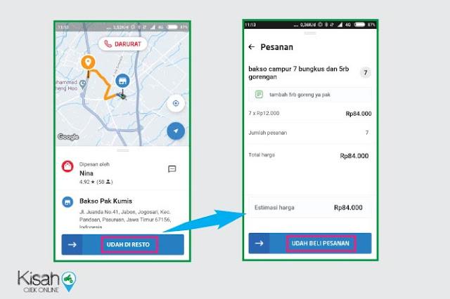 Panduan Lengkap Cara Menjalankan Order GoShop Bagi Driver Baru
