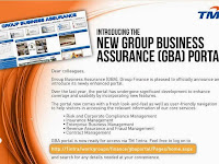 Introducing the New Group Business Assurance (GBA) Portal 2014