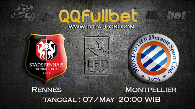 PREDIKSIBOLA - PREDIKSI TARUHAN RENNES VS MONTPELLIER 7 MAY 2017 (FRANCE LIGUE 1)