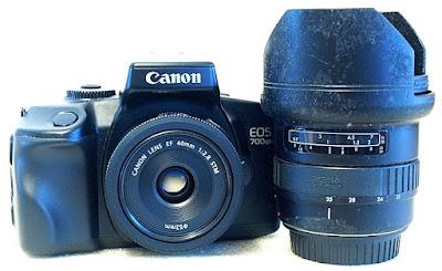 Canon EOS 700QD, Canon EF 40mm F2.8 STM, Sigma Zoom AF 21-35mm F3.5-4.2