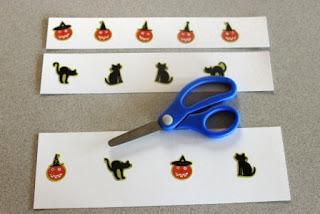 Halloween Scissors Practice