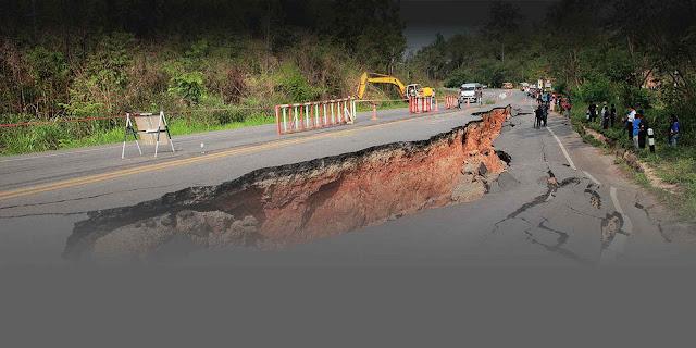 इंडोनेशिया में भूकंप के झटके, मकानों और मंदिरों को नुकसान - newsonfloor.com