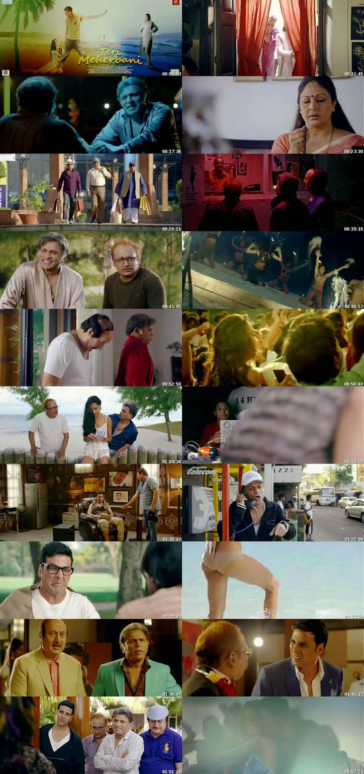 The Shaukeens 2014 Hindi