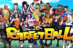 Game MOBA Bastket Android Freestyle Basketball