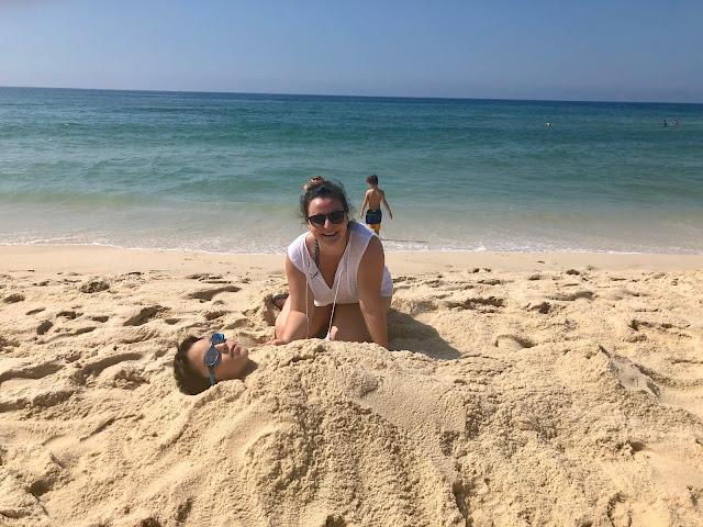 Çocukla Brezilya, çocukla seyahat, gezi notları, Rio, sahiller,