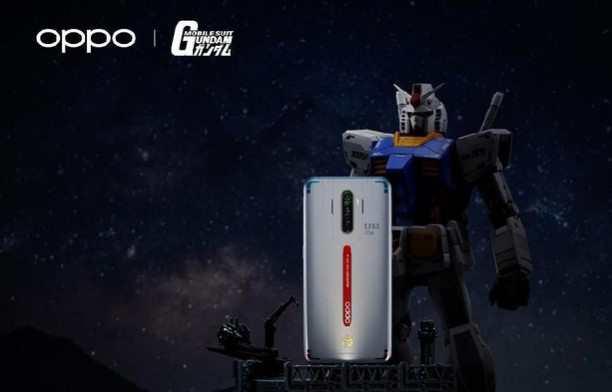 Oppo Reno Ace Gundam Edition Segera Hadir