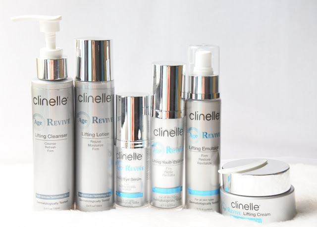Clinelle Age Revive Series