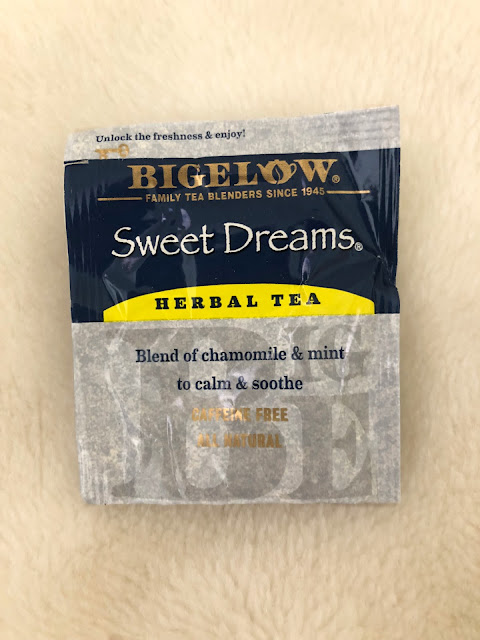 Bigelow Tea Sweet Dreams Better Sleep