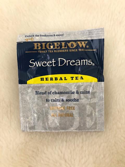 Bigelow Tea Sweet Dreams Better Sleep