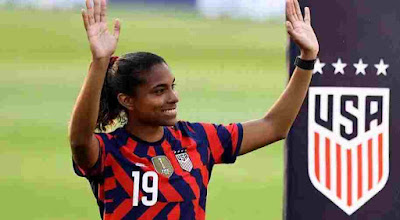 News Today   Catarina Macario followed her family's dream to become a USWNT international and Olympian