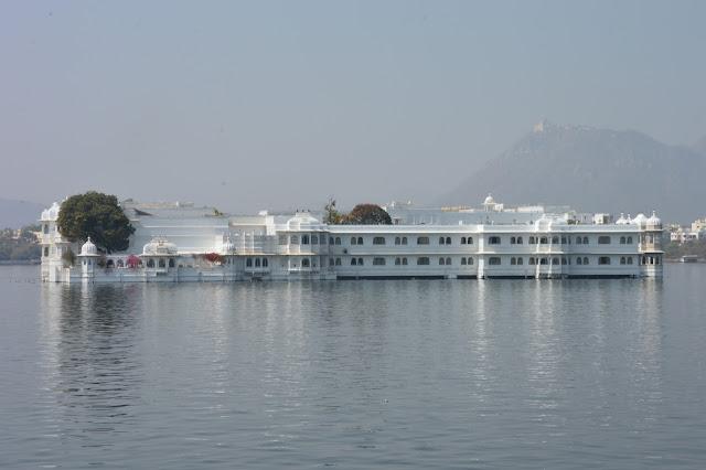 Lake Palace - Taj hotel à Udaipur