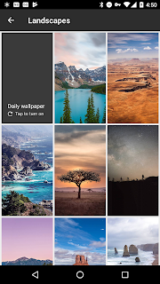 Google Wallpapers - Landscapes