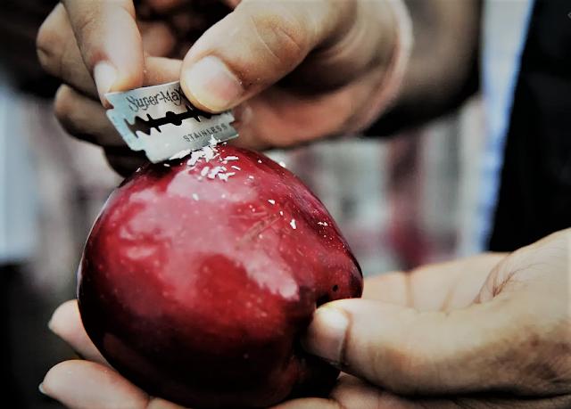 क्या मोम (Wax coating) लगा हुआ सेब फल और सब्जियां खाना चाहिए