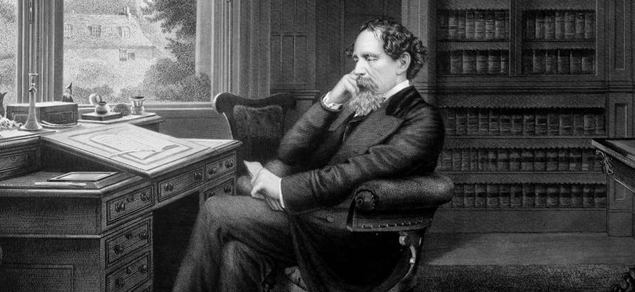 8 Obras de Charles Dickens para Baixar Grátis em PDF