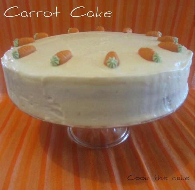 carrot-cake, tarta-de-zanahoria, receta-americana