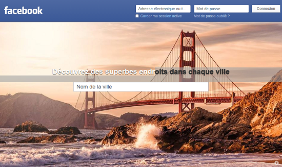 Annuaire local Facebook