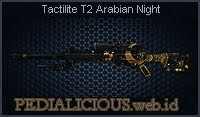 Tactilite T2 Arabian Night