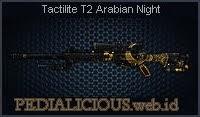 Tactilite T2 Arabian Night