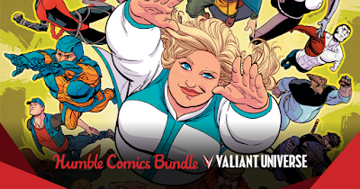 Humble Comics Bundle: Valiant Universe