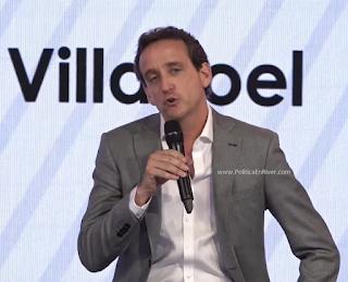 Ignacio Villarroel candidato a Vicepresidente Segundo de River
