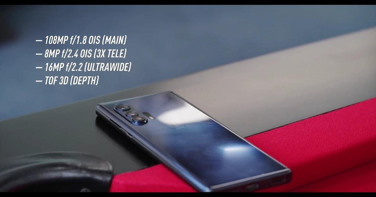Motorola Edge Plus Specification Price Review Features