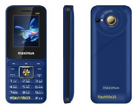maximus m46 flash file