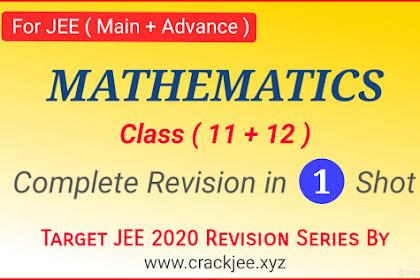 [PDF] Best Formula Book for Mathematics - IIT JEE