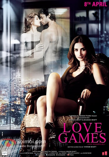 Love Games 2016 Hindi Movie Download Love Games 2016 Hindi Full Movie Online Watch Free Download 700MB 300MB Camrip Webrip Dvdscr Brrip bluray Avi MKV mp4 atmovies365.in