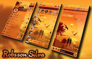 Paisagem Theme For YOWhatsApp & Fouad WhatsApp By R̳o̳b̳s̳s̳o̳n̳