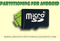 Partisi SdCard Pada Android Untuk Menggunakan Link2SD