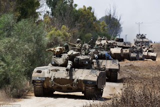Israeli second channel reveals major military moves to Israel on the border