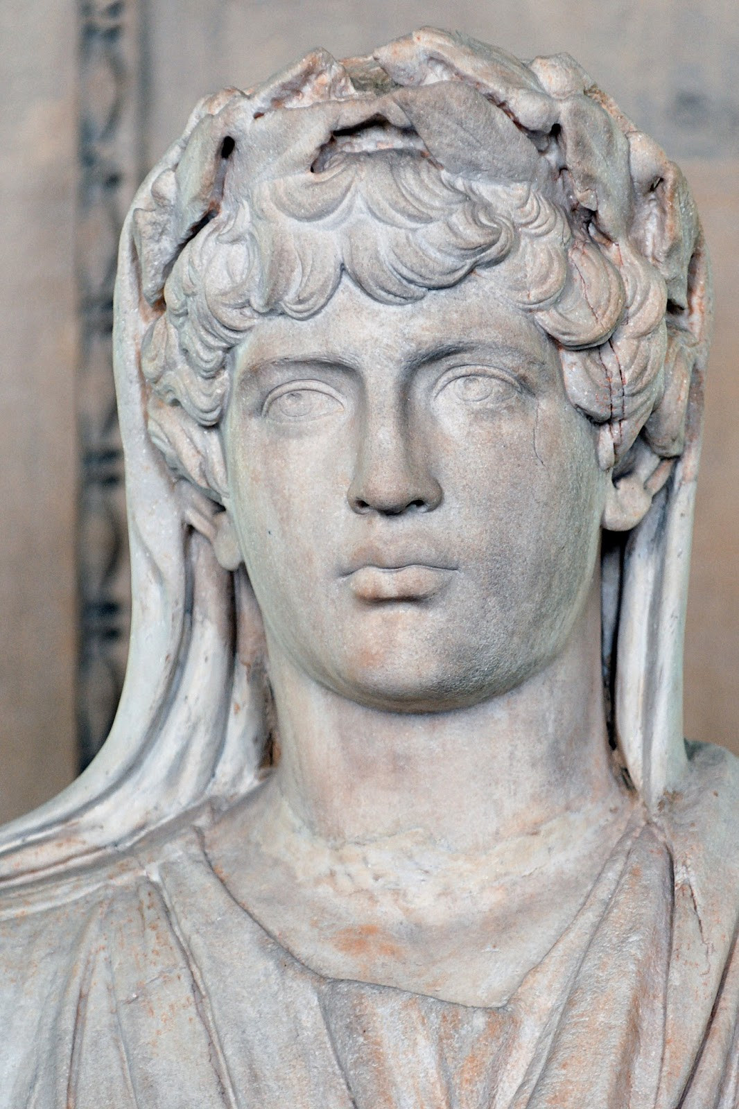 Reinette Ancient Roman Hairstyles And Headdresses During