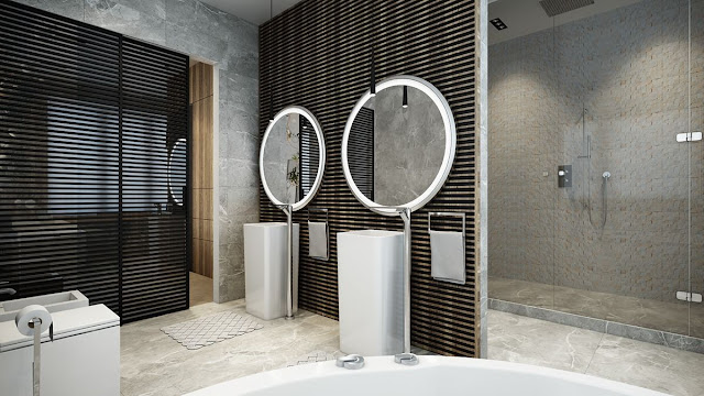 Tile Design For Bathroom