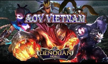 AOV Server Vietnam Liên Quân