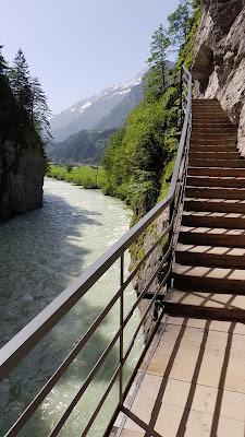 Aareschlucht bei Meiringen