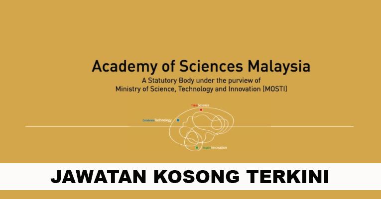 Kekosongan terkini di Akademi Sains Malaysia (ASM)