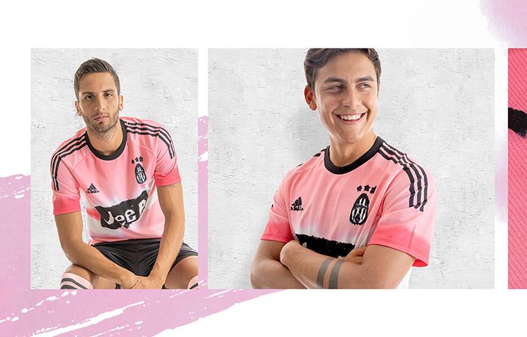 Juventus predstavio četvrti dres