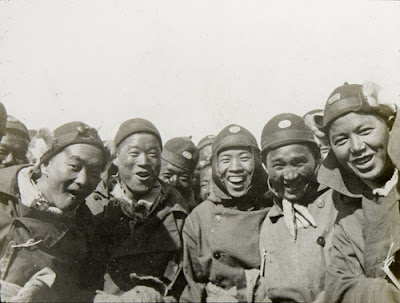 Members of the Chinese Labour Corps, WJ Hawkings Collection, courtesy of John de Lucy