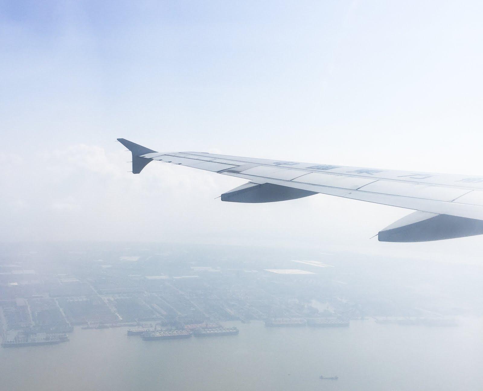 Shanghai Pudong Airport