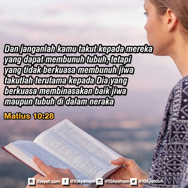 Matius 10:28