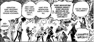 Review One Piece Chapter 919 Momonosuke Penjelajah waktu 20 Tahun yang lalu Halaman 2